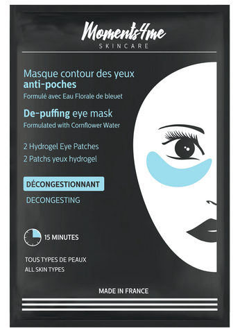 De-Puffing Eye Mask by Moments4me Skincare