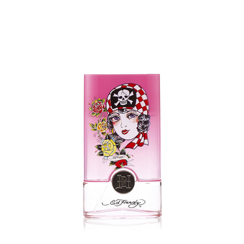 Ed Hardy Born Wild Eau de Parfum Spray for Women by Christian Audigier 3.4 oz.