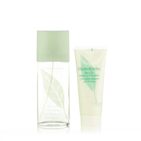 Green Tea Gift Set for Women by Elizabeth Arden 3.3 oz.