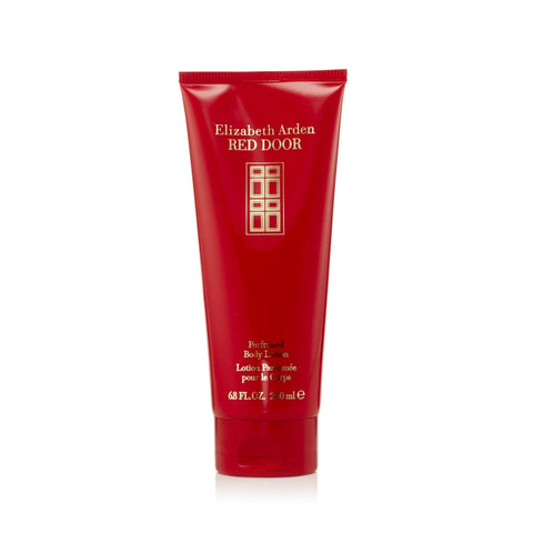 elizabeth arden red door body lotion womens 68 oz