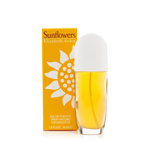 Elizabeth Arden Sunflowers Eau de Toilette Womens Spray 1.0 oz.