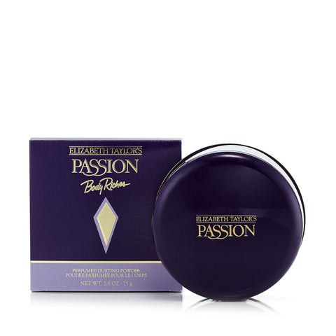 Passion Dusting Powder for Women by Elizabeth Taylor 2.6 oz.