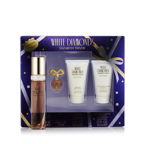 White Diamonds Set for Women by Elizabeth Taylor 1.7 oz.