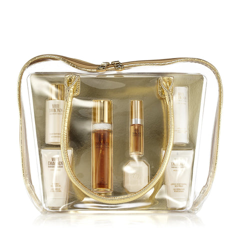 White Diamonds Gift Set for Women by Elizabeth Taylor 1.7 oz.