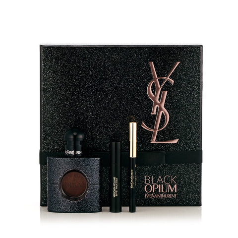 Black Opium Gift Set for Women by Yves Saint Laurent 1.0 oz.