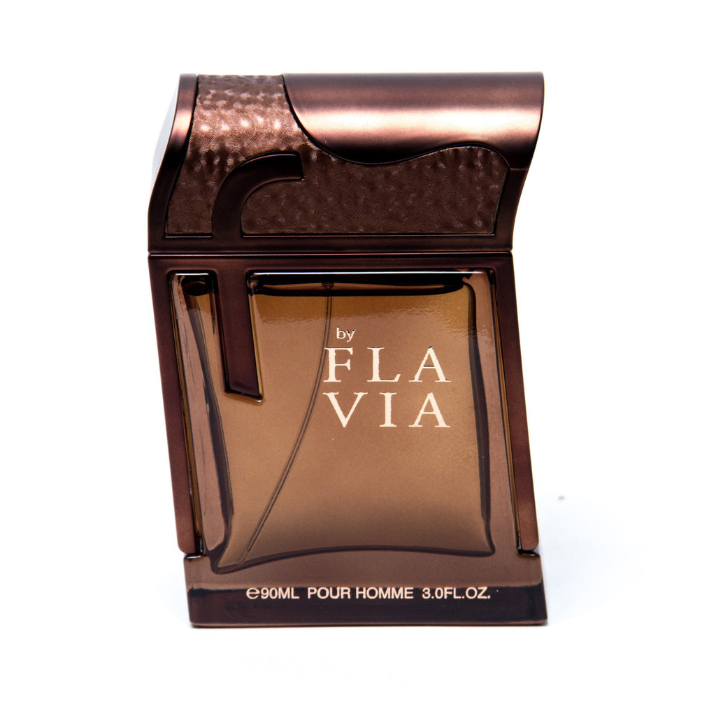 F by Flavia Eau de Parfum Spray for Men 3.0 oz.