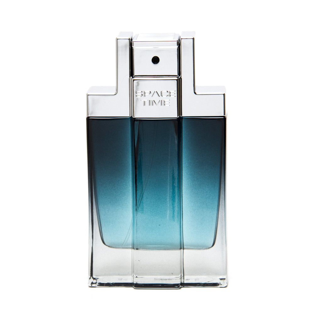Space Time Eau de Toilette Spray for Men 3.0 oz.