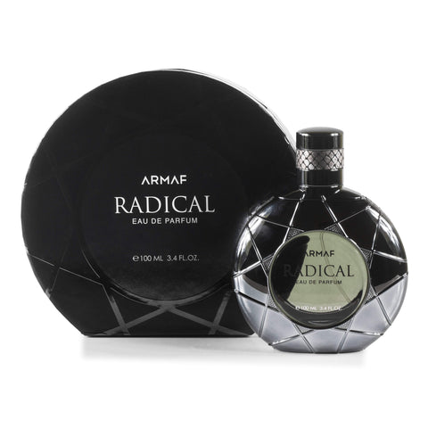 Radical Blue Eau de Parfum Spray for Men 3.4 oz.