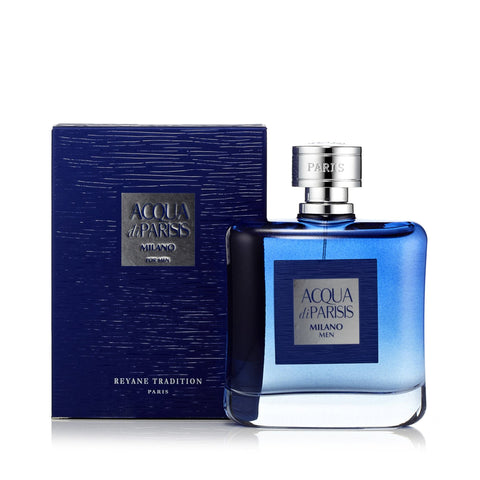 Acqua Di Parisis Milano Eau de Toilette Spray for Men 3.4 oz.