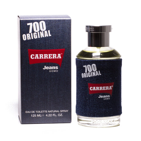 Carrera Jeans Uomo Eau de Toilette Spray for Men 4.22 oz.