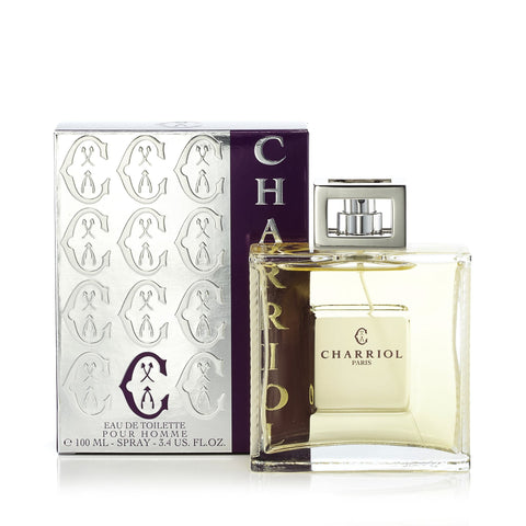Charriol Eau de Toilette Spray for Men 3.4 oz.