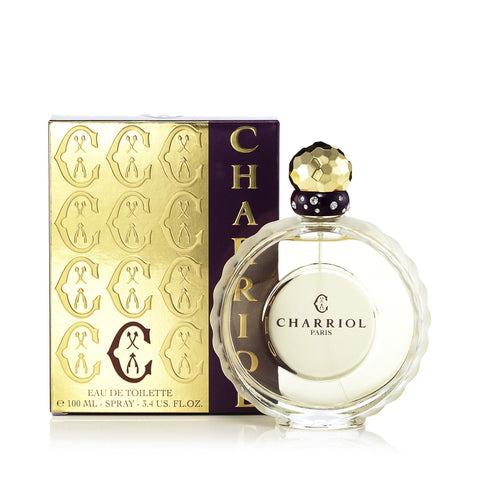 Charriol Eau de Toilette Spray for Women 3.4 oz.
