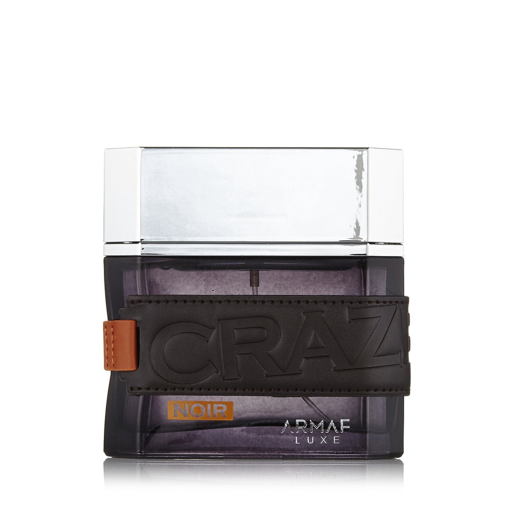 Craze Noir Eau de Parfum Spray for Men 3.4 oz.