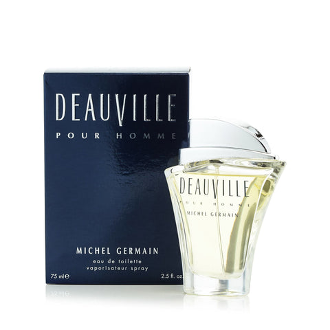 Deauville Eau de Toilette Spray for Men 2.5 oz.