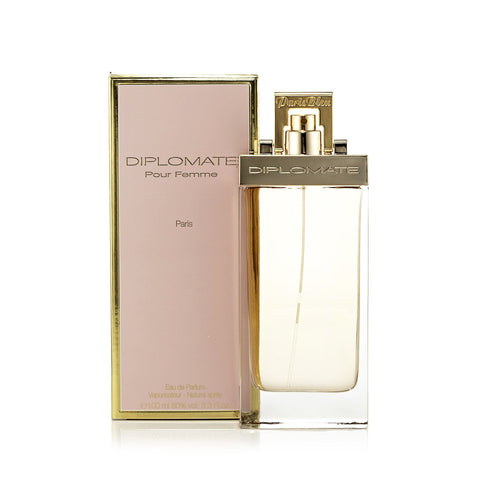 Diplomate Eau de Parfum Spray for Women 3.3 oz.