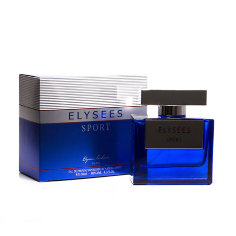 Elysees Sport Eau de Parfum Spray for Men 3.3 oz.image