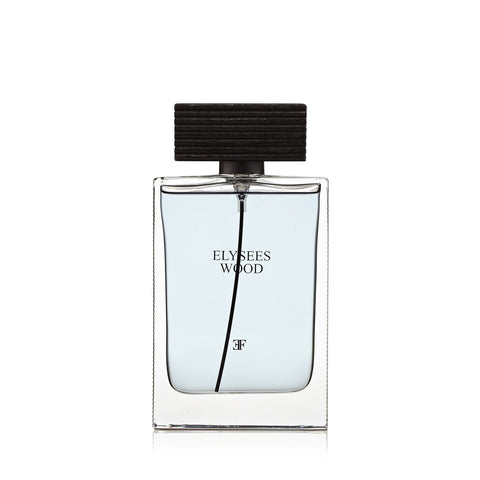 Elysees Wood Eau de Parfum Spray for Men 3.3 oz.