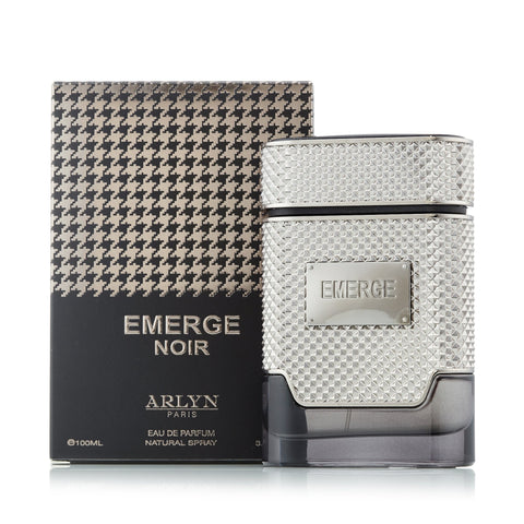 Emerge Noir Eau de Parfum Spray for Men 3.4 oz.image