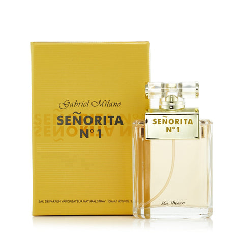 Senorita No. 1 Eau de Parfum Spray for Women 3.4 oz.
