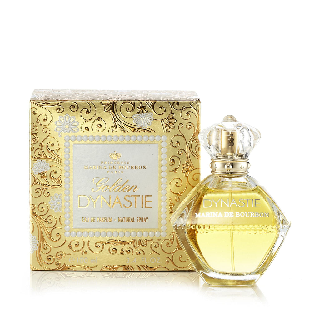 Golden Dynastie Eau de Parfum Spray for Women 3.4 oz.