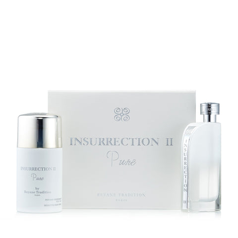 Insurrection Pure Gift Set for Men 3.3 oz.