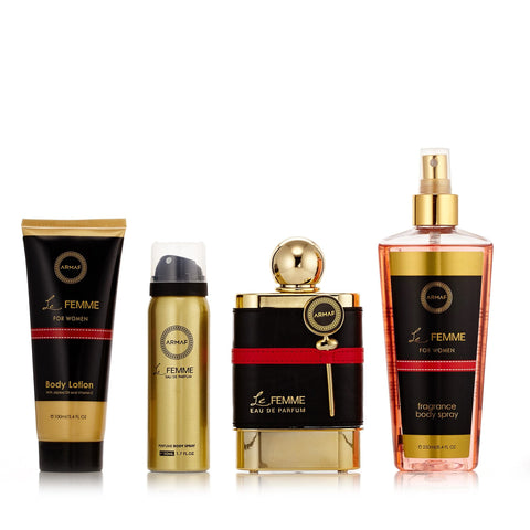 Le Femme Gift Set for Women 3.4 oz.