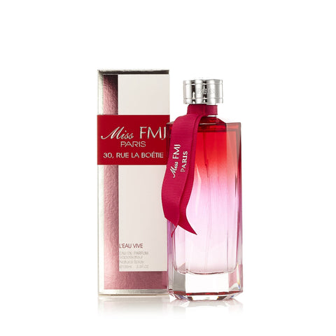 Miss FMJ L'eau Vive Eau de Parfum Spray for Women 3.3 oz.