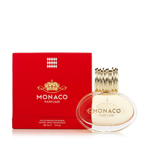 Monaco Parfums Eau de Parfum Spray for Women 3.0 oz.