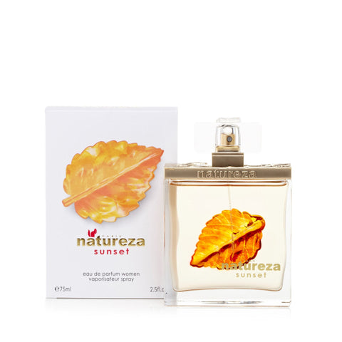 Natureza Sunset Eau de Toilette Womens Spray 2.5 oz.