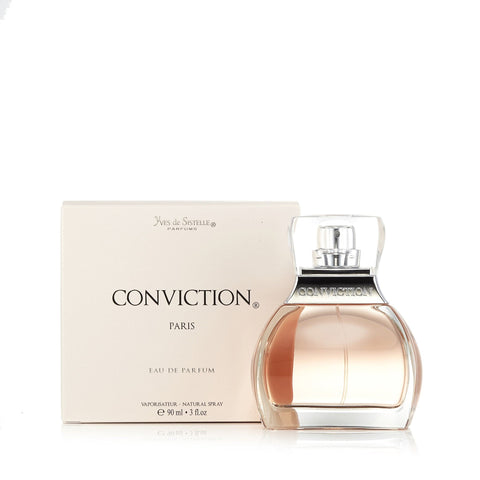 Conviction Eau de Parfum Spray for Women 3.0 oz.