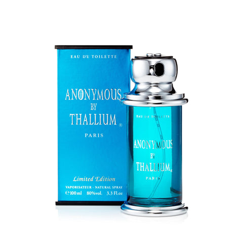 Exclusive Selection Thallium Anonymous Eau de Toilette Mens Spray 3.3 oz.