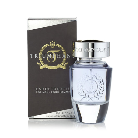 Triumphant Eau de Toilette Spray for Men 3.4 oz.