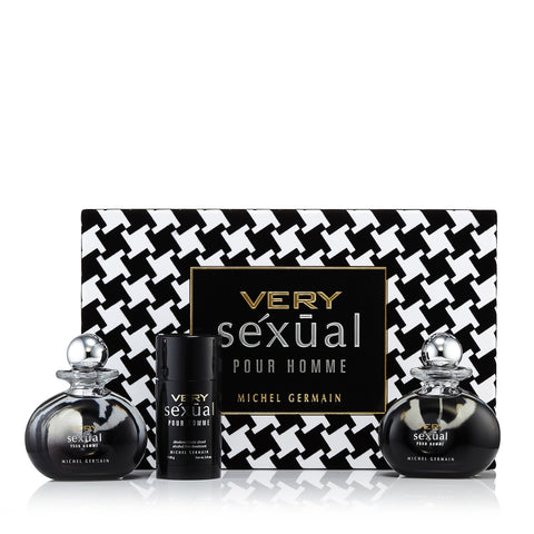 Very Sexual Pour Homme Gift Set for Men 4.2 oz.
