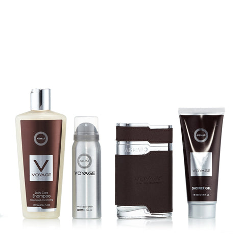 Voyage Gift Set for Men 3.4 oz.