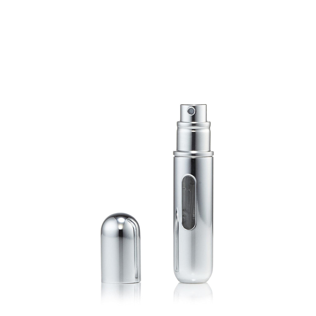 Pump and Fill Fragrance Atomizer by Flo Silver