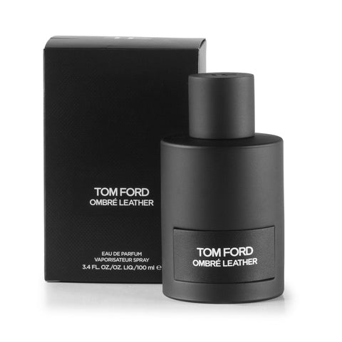 Ombre Leather Eau de Parfum Spray for Men by Tom Ford 3.4 oz.