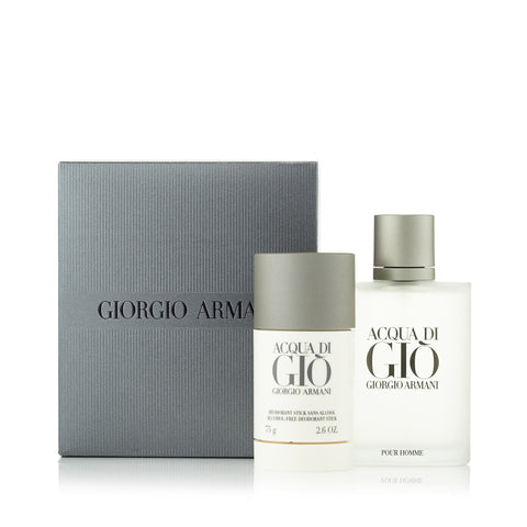 Acqua Di Gio Gift Set for Men by Giorgio Armani 3.4 ozimage