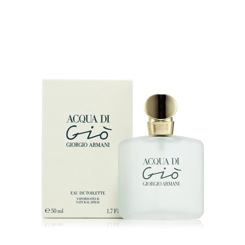 Giorgio Armani Acqua Di Gio Eau de Toilette Womens Spray 1.7 oz.