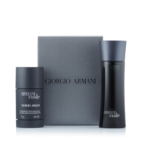 Armani Code Gift Set for Men by Giorgio Armani 2.5 oz.
