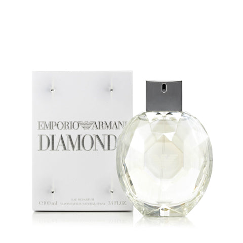 Emporio Armani Diamonds Eau de Parfum Spray for Women by Giorgio Armani 3.4 oz.