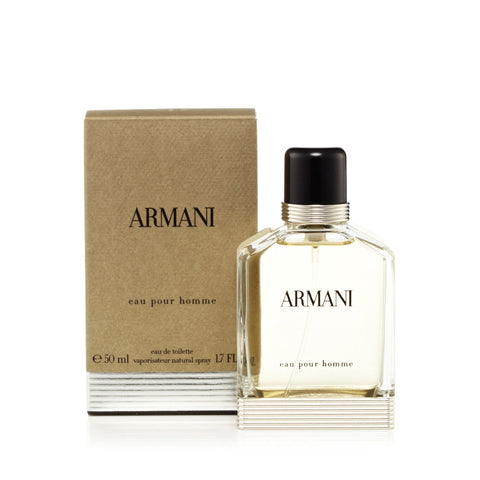 Armani Eau de Toilette for Men by Giorgio Armani 1.7 oz.