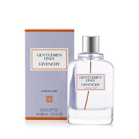 Givenchy Gentlemen Only Casual Eau de Toilette Mens Spray 3.4 oz.
