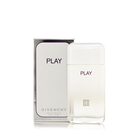 Play Eau de Toilette Spray for Women by Givenchy 1.7 oz.
