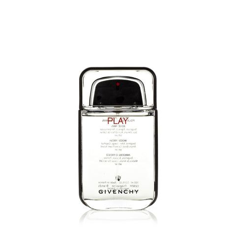 Givenchy Play Eau de Toilette Spray for Men by Givenchy 3.4 oz Tester