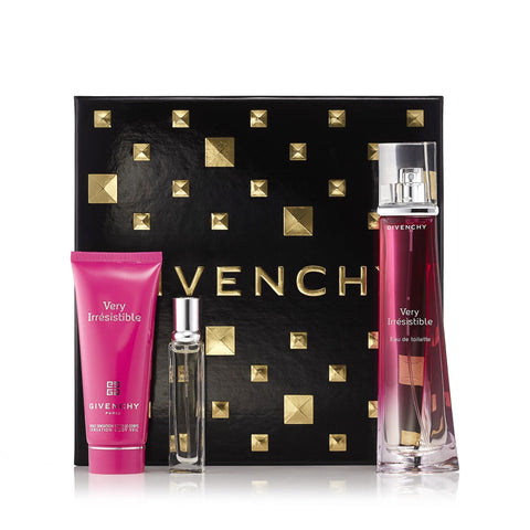 Very Irresistible Gift Set for Women by Givenchy 2.5 oz.