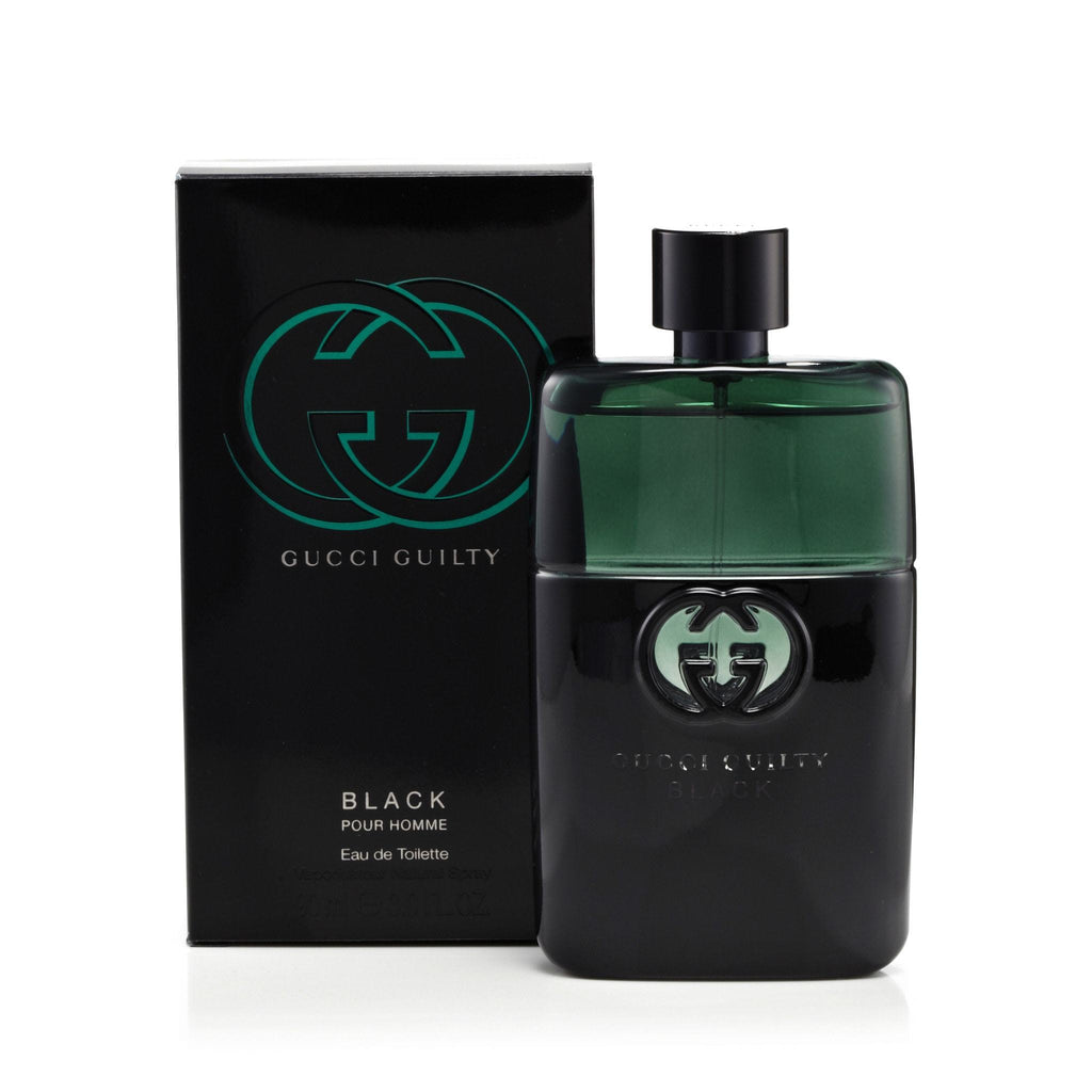 Gucci Guilty Black Eau de Toilette Mens Spray 3.0 oz.