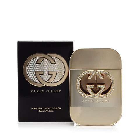 Gucci Guilty Diamond Eau de Toilette Womens Spray 2.5 oz.