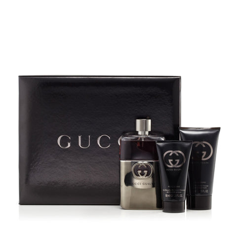 Gucci Guilty Gift Set Mens 1.6 oz.