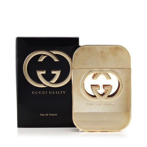 Gucci Guilty Eau de Toilette Womens Spray 2.5 oz.