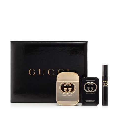 Gucci Guilty Gift Set Womens 2.5 oz.